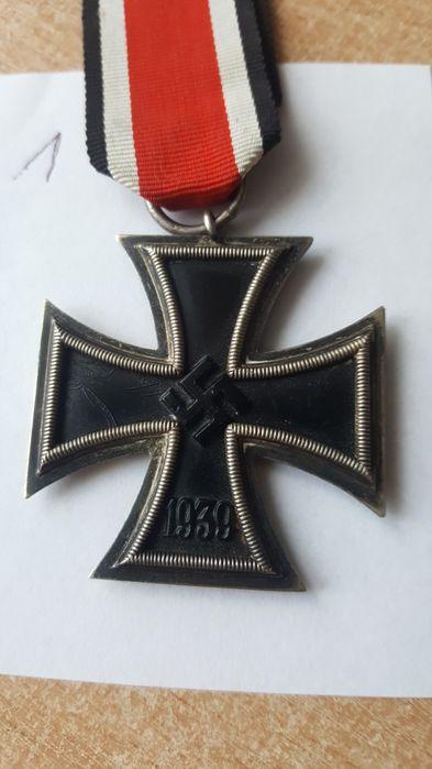 Odznaczenie niemieckie. Krzyż żelazny II klasy. Ostróda - image 1
