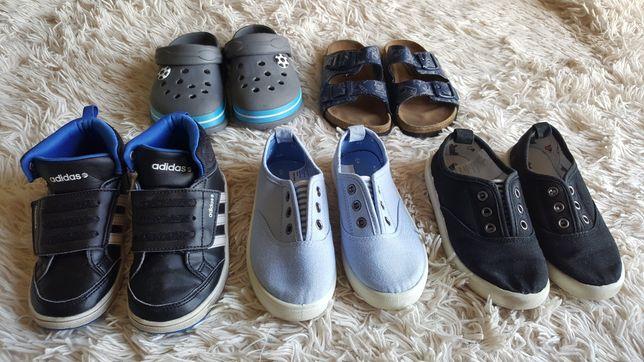 Buty chłopięce rozm. 27, Adidas, H&M