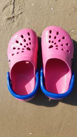 Crocs c 10, аквашузы 16.5, пляжные тапочки, босоножки 16.5