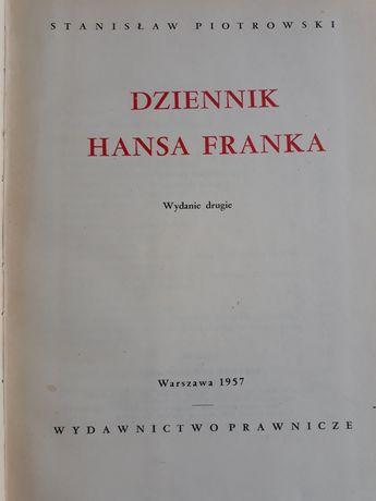 Dziennik Hansa Franka; Stanisław Piotrowski