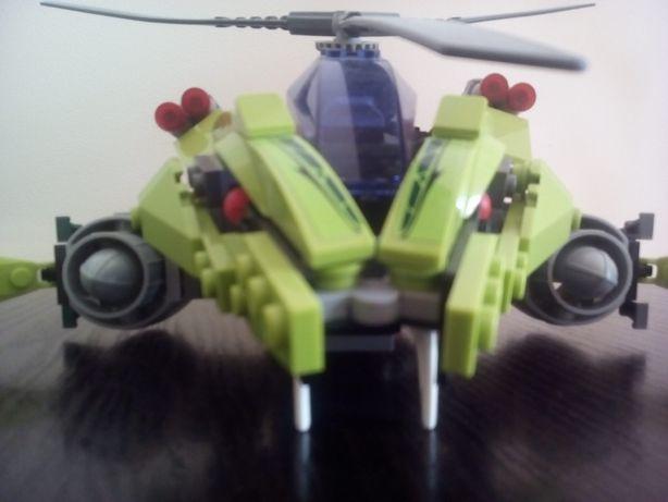 Лего Lego NINJAGO 9443 Rattle Copter Змеиный вертолет оригинал Дания