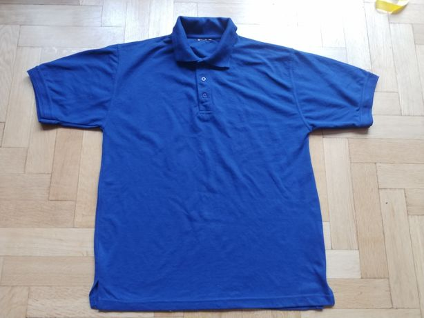 Koszulka polo Ultimate Clothing granatowa - roz. XL