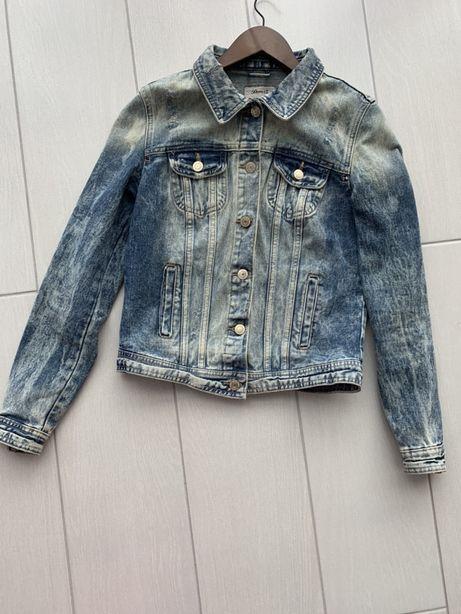 Stradivarius Denim&Co джинсовая курточка куртка фирменная