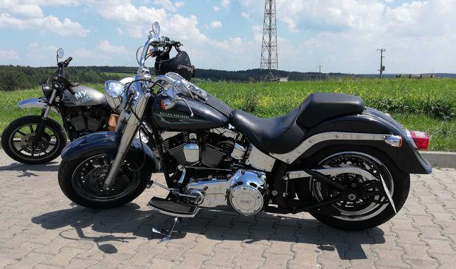 Harley Davidson FLSTF FAT Boy 103' ABS, 2015r.