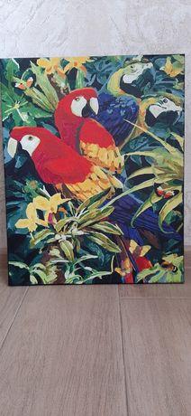 Продам картину написана акріловими фарбами