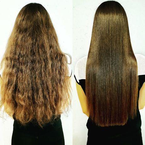 Полировка волос. Ботокс и Кератин Академгородок