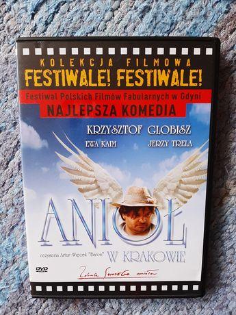 """Film DVD """"Anioł w Krakowie"""" Globisz"""