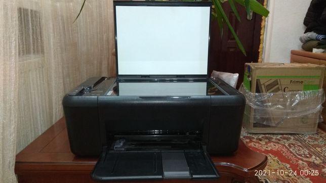 Принтер Hewlett-Packard