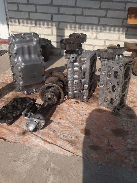 Запчастини двигуна Опель Вектра б 2.5 V6 Омега б 2.5 V6