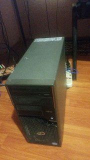 Компьютер(Системный блок + монитор)