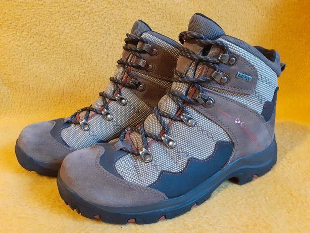 OKAZJA!Uniwersalne, buty trekkingowe Columbia z GORE-TEX, rozmiar 41