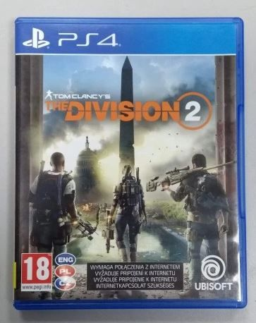 Gra PlayStation4 Tom Clancy's The Division 2 LOMBARD66