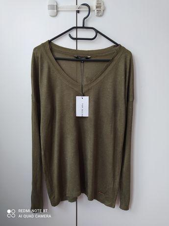 Nowy sweterek damski khaki top secret M 38