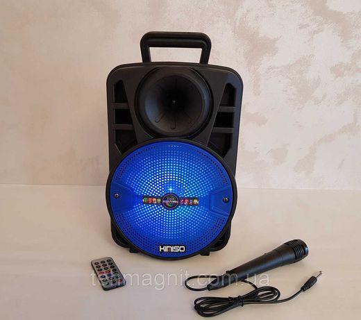 Колонка портативная акустическая Kimiso KS-M2