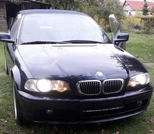 BMW e 46  323CI Sprzedam