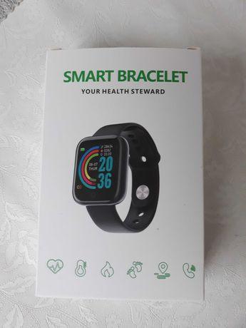 Smartwatch nowoczesny zegarek nowy