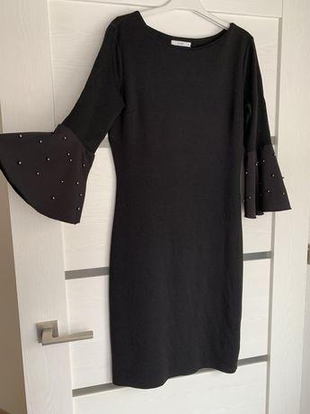 Wielkj wyprzedaz szafy!!! Czarna sukienka De Facto