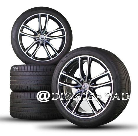 диски R20 R21 5x112 Mercedes Benz Gle Gl Ml Gls Gle Coupe