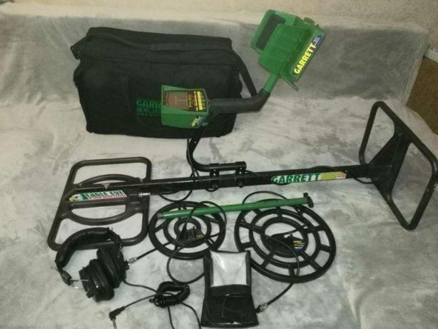 Металлоискатель • Металлодетектор • Garrett GTI 2500 • Подарок