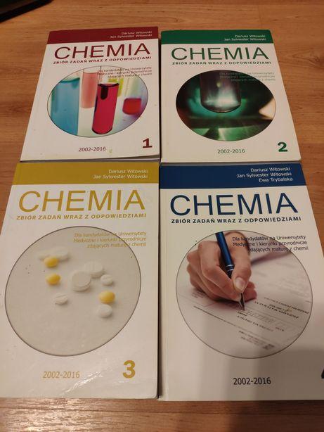 Chemia zbiór zadań 4 części