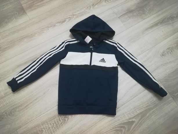 Bluza Adidas roz 128