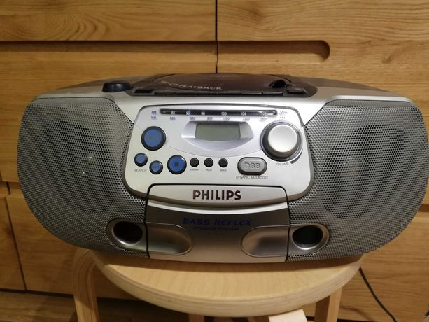 Radioodtwarzacz CD Philips