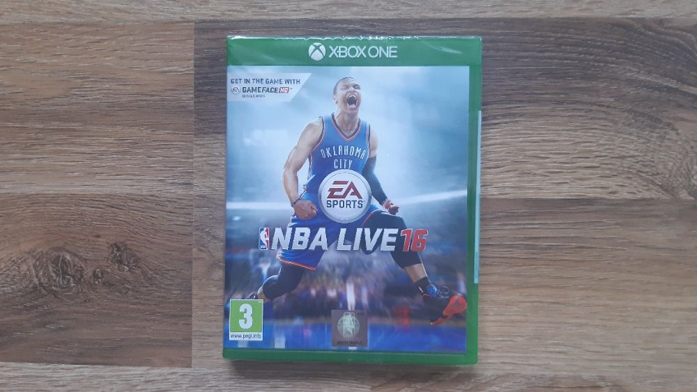 NBA Live 16 Xbox One Augustów - image 1