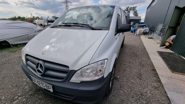 Mercedes Benz vito 639