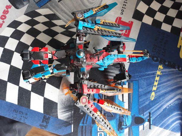 Lego smok syntezy