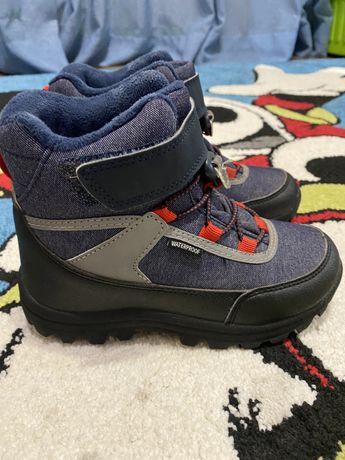 Термо ботинки зммние Н&М