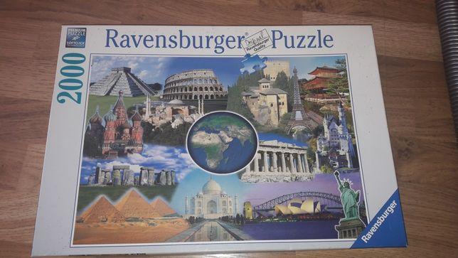 puzzle ravensburger 2000 elementów