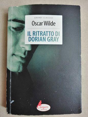 Książka w języku włoskim Il ritratto di Dorian Gray, Oscar Wilde