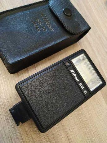 Flash Nikon com capa - para peças