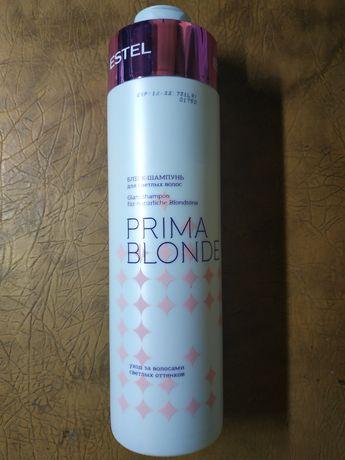 шампунь prima blonde estel professional