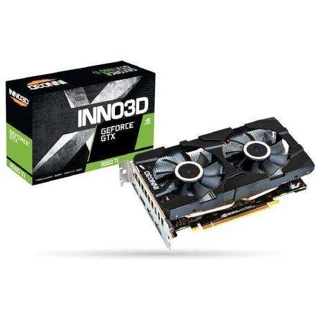 Karta Graficzna: GeForce RTX 2060 Twin X2 6GB GDDR6