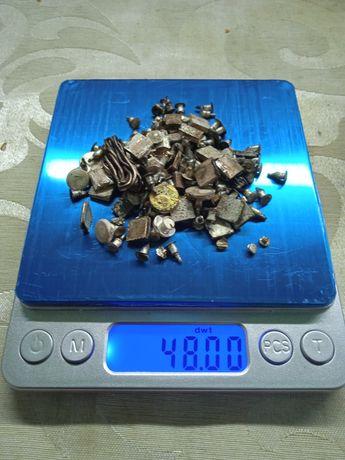 Продам серебряные контакты