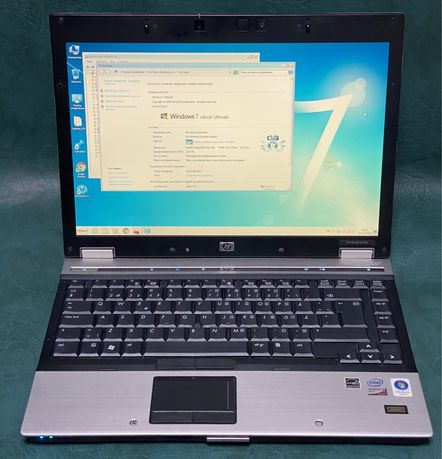 ноутбук HP EliteBook 6930P / 3Gb RAM / 200Gb HDD ! Магазин !