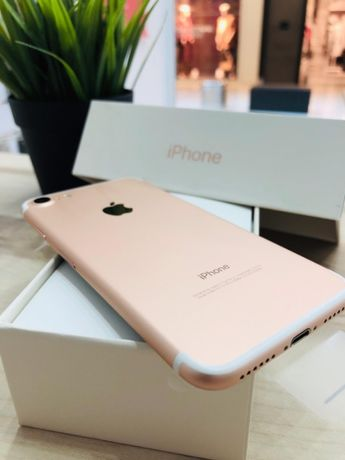 SEMI NOVO iPhone 7 32/128 GB ROSE GOLD c/ garantia