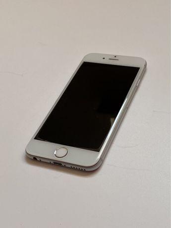 iPhone 6 srebrny 64 GB stan bdb komplet