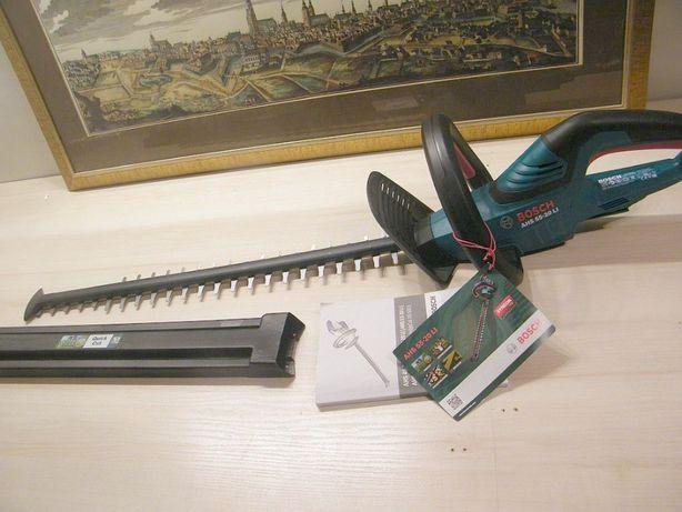 Nowe nożyce sekator BOSCH 18V AHS 55-20LI 18V zielone POCZTEX48 GRATIS