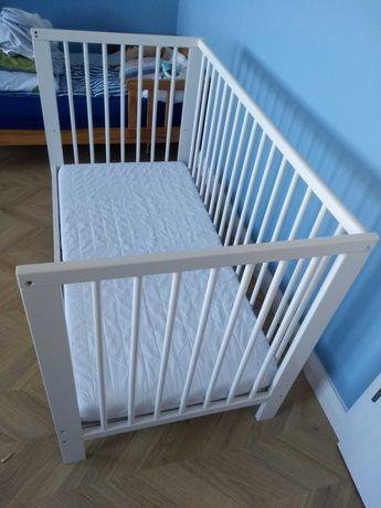 Łóżeczko Ikea guliver