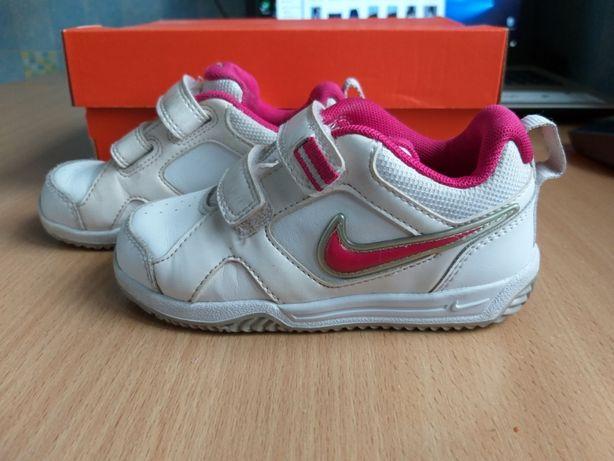 Кроссовки, ботинки Nike р24, кожа