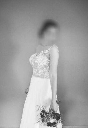 Suknia ślubna PILAR model Estella