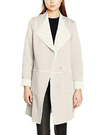 Пальто от TOM TAILOR с плюшевой подкладкой