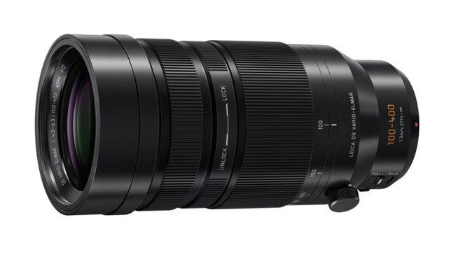 Panasonic Leica DG Vario-Elmar 100-400mm f/4-6.3 ASPH. POWER O.I.S.
