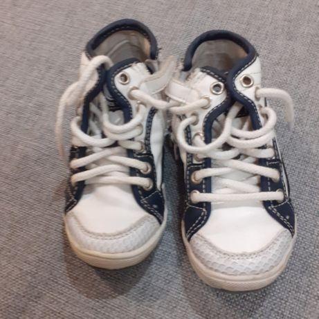 buty wiosenne dla chłopca chłopięce Camo stan idealny rozmiar 25