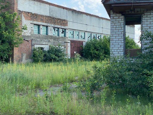 Комплекс строений Сахарного завода . Возможна продажа частями.
