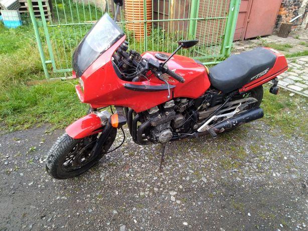 Honda CBX 750 F części