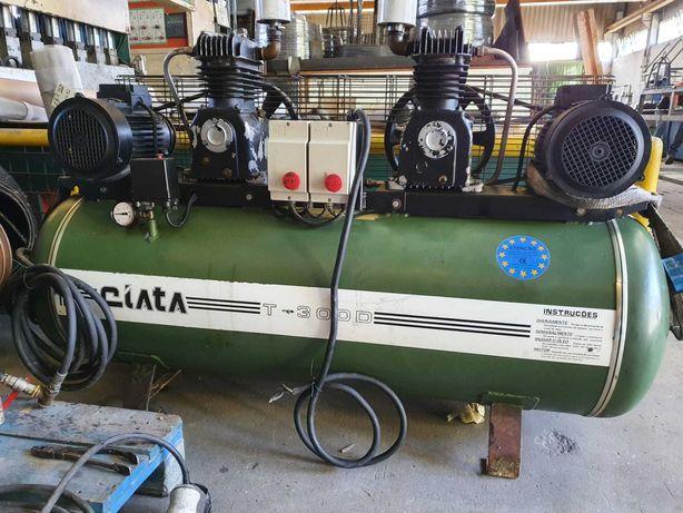 Compressor 300 Litros