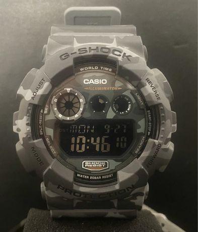 Casio G-SHOCK GD-120CM-8DR CAMOUFLAGE SERIES *NOVO*